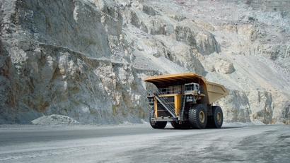 Fuel management for mining trucks