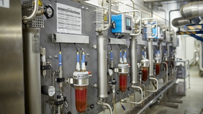 Steam water analysis solution from Endress+Hauser
